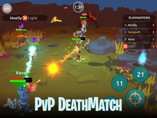 Space Pioneer: Action RPG PvP Alien Shooter screenshots 18