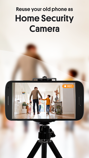 Alfred Home Security Camera: Baby Monitor & Webcam android2mod screenshots 1