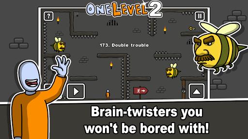 One Level 2: Stickman Jailbreak 1.8.1 screenshots 13