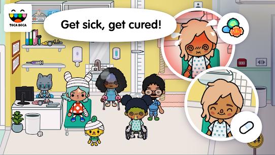 Toca Life: Hospital Free Apk Download 3