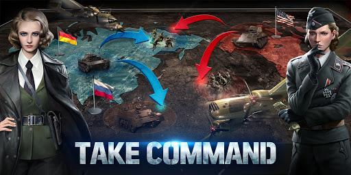 World of War Machines - WW2 Strategy Game screenshots 3