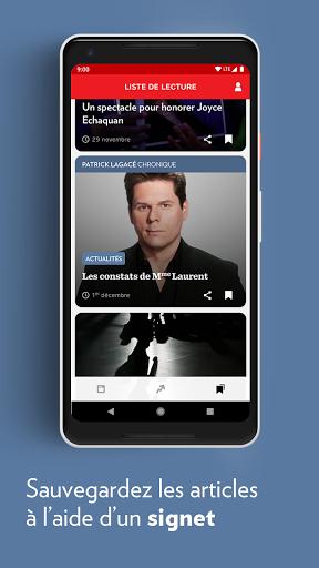 La Presse apktram screenshots 7