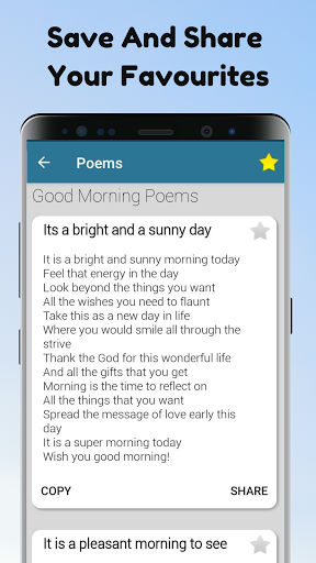Poems For All Occasions - Love, Family & Friends android2mod screenshots 4