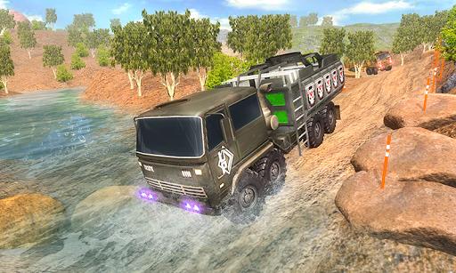 Offroad Mud Truck Simulator 2020: Dirt Truck Drive 1.8 Screenshots 5
