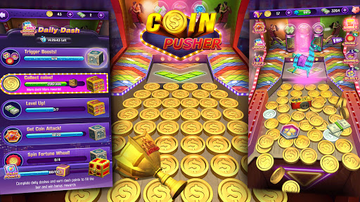 Coin Pusher 6.7 screenshots 8