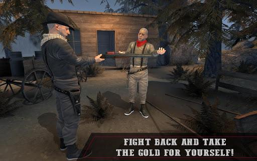 West Mafia Redemption: Gold Hunter FPS Shooter 3D screenshots 4