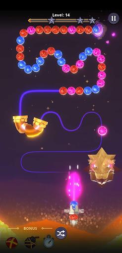 Zooma 2D: Toon adventure saga in bubble pop world 0.9.0 screenshots 2