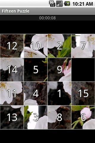 Fifteen Puzzle 1.0.7 screenshots 2