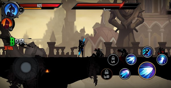 Shadow Knight Legends: New Fighting Game Screenshot