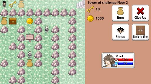hero's challenge screenshot 1