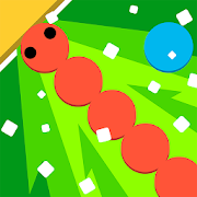 Slide And Crush - redesign snake game