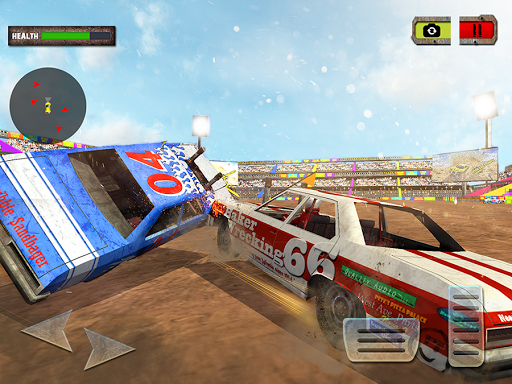 Demolition Derby Car Crash Stunt Racing Games 2021 3.0 Screenshots 13