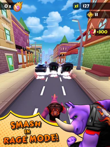 Rhinbo - Runner Game apklade screenshots 2