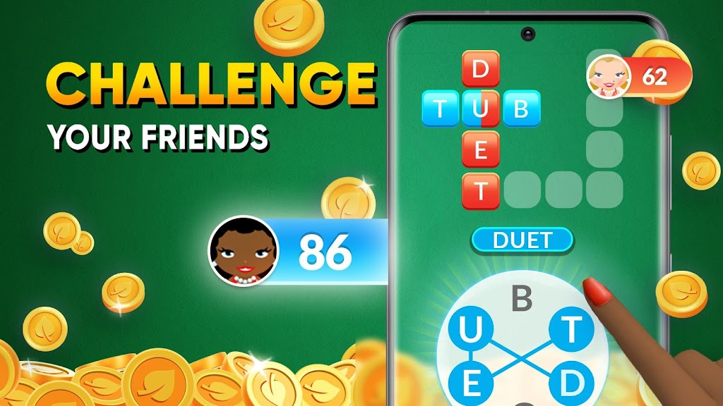 Word Life - Connect crosswords puzzle poster 2