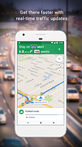 Maps - Navigate & Explore 10.56.1 screenshots 1