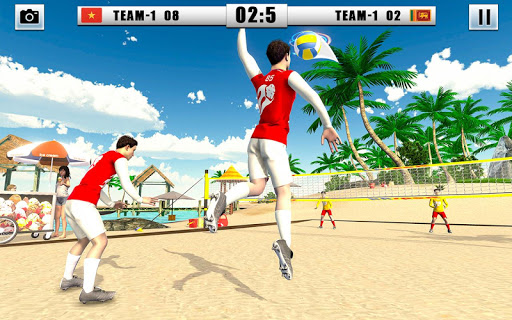 Volleyball 2021 - Offline Sports Games 1.2.4 screenshots 1