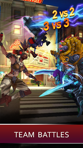 versus fight: ccg brawl screenshot 3