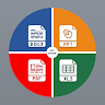 All Document Reader: Document Viewer, Docx Reader app apk icon