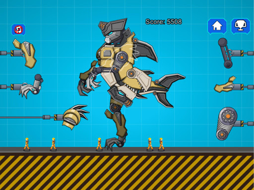 Robot Shark Attack 2.5 screenshots 7