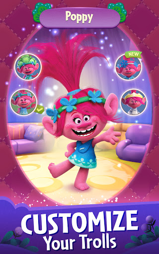 DreamWorks Trolls Pop: Bubble Shooter & Collection  screenshots 21