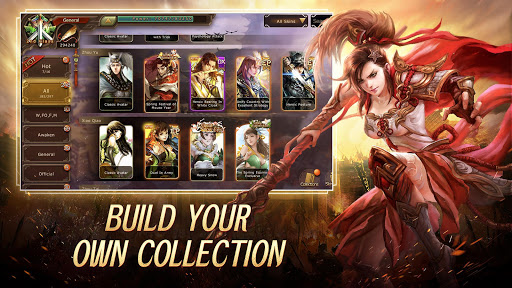 Game of Heroesuff1aThree Kingdoms 2.0.3 screenshots 4