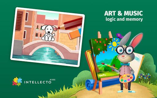 IK: Preschool learning & educational kindergarten screenshots 11
