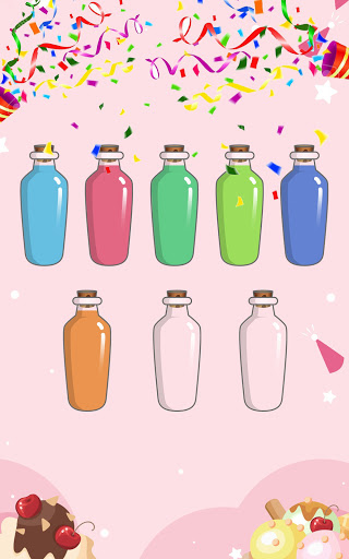 Liquid Sort Puzzle: Water Sort - Color Sort Game  screenshots 9
