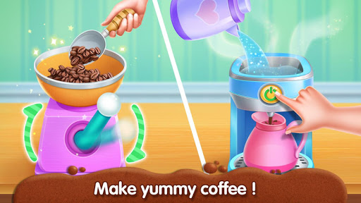 ud83dudc31Kitty Cafu00e9 - Make Yummy Coffeeu2615 & Snacksud83cudf6a 2.3.5038 screenshots 2