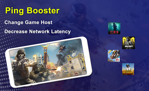 Speed Booster VPN - Best VPN for Gaming  screenshots 1