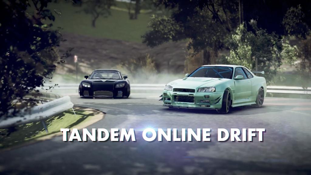 Hashiriya Drifter Online Drift Racing Multiplayer MOD poster 1