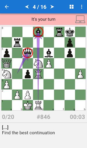 Chess Middlegame II  screenshots 2