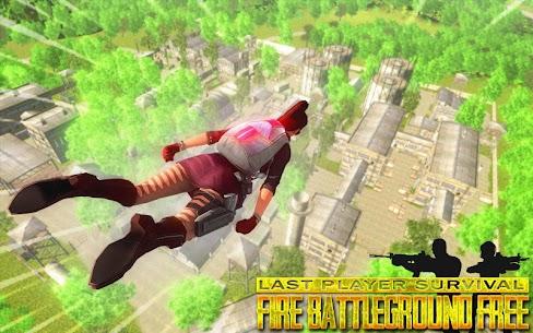 Battleground Fire Cross Survival Fire Firing Squad Hack Online (Android iOS) 5