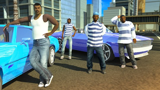San Andreas Gang Wars – The Real Theft Fight Apk Download 3