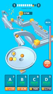 Balls Rollerz Idle 3D Puzzle MOD (Unlimited Gold Coins/Diamonds) 1