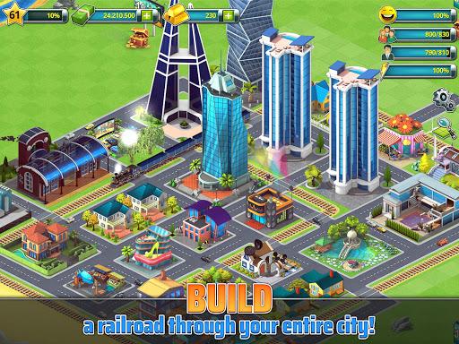 Town Building Games: Tropic City Construction Game 1.2.17 Screenshots 10