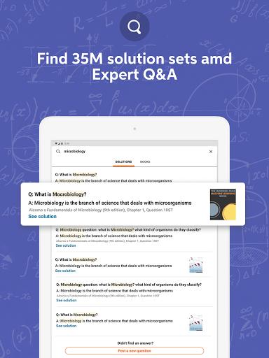 Chegg Study - Homework Help android2mod screenshots 13