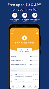 Luno: Buy Bitcoin, Ethereum and Cryptocurrency 7.18.0 Screenshots 4