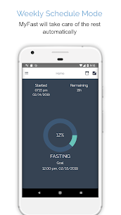 MyFast  Intermittent Fasting For Pc – Free Download For Windows 7, 8, 8.1, 10 And Mac 2