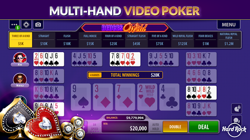 Hard Rock Blackjack & Casino 39.7.0 screenshots 12