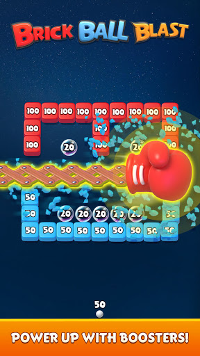Brick Ball Blast: A Free & Relaxing 3D Crush Game 1.3.0 screenshots 10