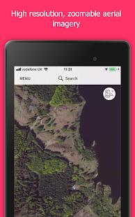 OS Maps: Explore hiking trails & walking routes 3.0.9.881 Screenshots 16