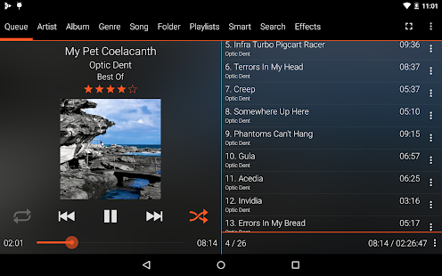 GoneMAD Music Player (Trial)