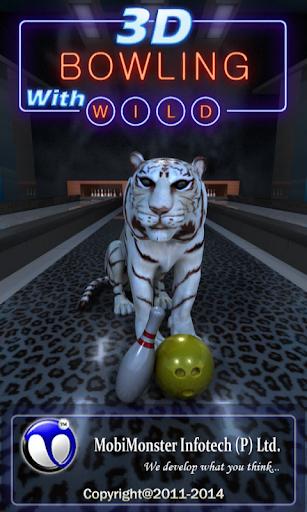 Bowling with Wild 1.55 screenshots 1