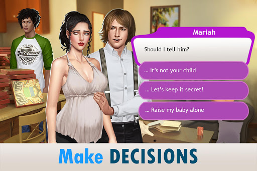 Love & Dating Story: Real Life Choices Simulator 1.1.20 Screenshots 1
