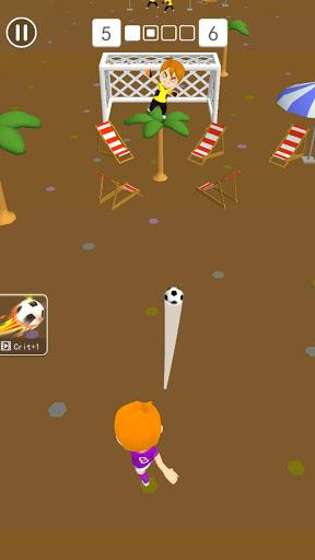 Mania Soccer-Stars Strike&Soccer Kick Game  screenshots 2