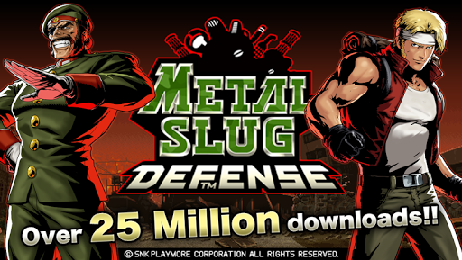 METAL SLUG DEFENSE 1.46.0 screenshots 1