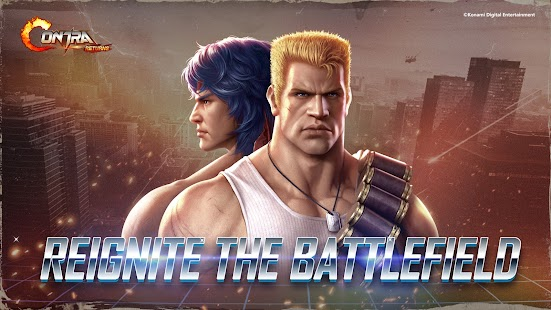 Contra Returns for pc