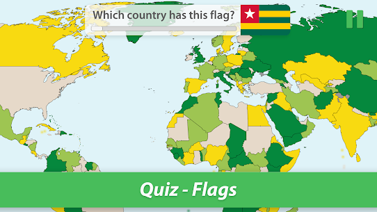 StudyGe – Geography, capitals, flags, countries (MOD, Unlocked) v2.0.0 3