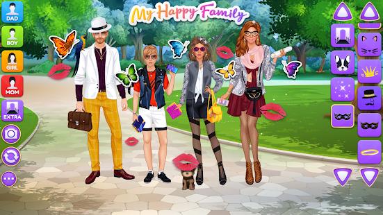 Superstar Family - Celebrity Fashion screenshots 8
