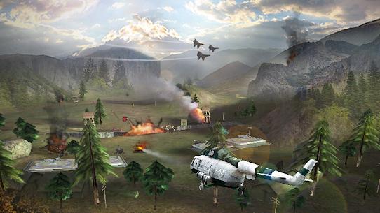 Gunship Strike 3D APK MOD 1.2.3 (Unlimited Money) 9